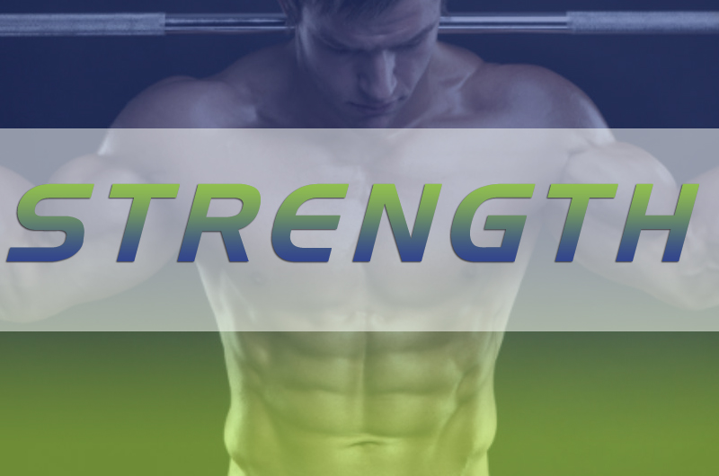 Strength Class - Group Power